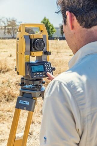Topcon annuncia una nuova stazione totale manuale con prestazioni e accuratezza avanzate