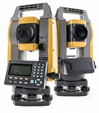Topcon introduces cost-efficient addition to  GM total station series
