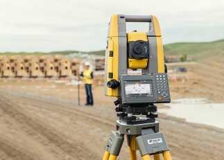 Neue Robotik-Totalstation von Topcon  für alle Vermessungs- und Bauaufgaben