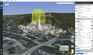Topcon presenta il software per la pianificazione del volo di ultima generazione