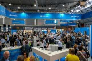 BIM, construction management and structural health  at the top of the Topcon agenda