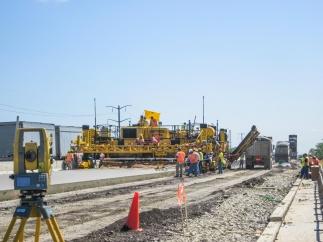 Topcon annuncia un sistema robotico per pavimentazioni in calcestruzzo