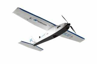Topcon announces distribution with Intel for both fixed- and rotary-wing UAS solutions