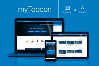Topcon announces next generation of online support and training