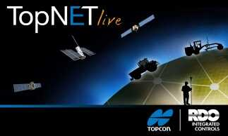 Topcon and RDO announce expansion to GNSS network service