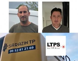 Sarazin TP et LTPS : spécialistes de la précision