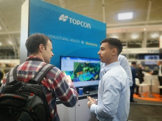 Data for Construction and Infrastructure: Topcon's Solutions Take the Stage at GEO Business 2019