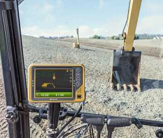 Topcon announces new local positioning capable excavator system