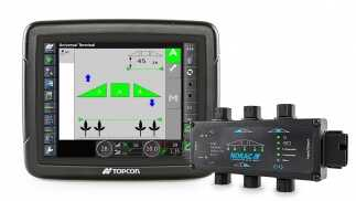 Topcon Agriculture introduces new NORAC UC7 all-in-one boom height control system