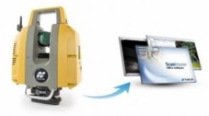 Topcon lanza la actualización del software ScanMaster v3.05