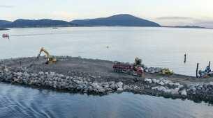 Relier 5 îles : « le projet de construction le plus spectaculaire jamais réalisé en Norvège »