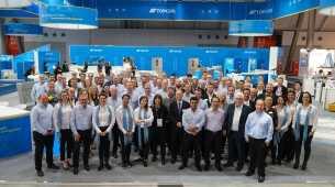 Nieuwe Topcon-technologie voor BIM geïntroduceerd tijdens INTERGEO