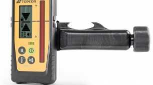 Topcon introduceert de nieuwste digitale handontvanger