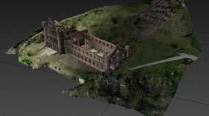 Topcon technology facilitates digital preservation of Japanese heritage site