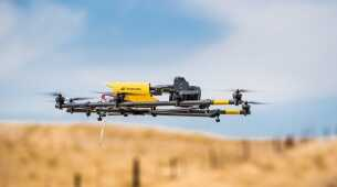 Topcon secures FAA exemption to operate rotary-wing aerial system in U.S.