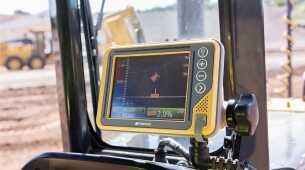 Topcon presenta un nuovo control box per escavatore