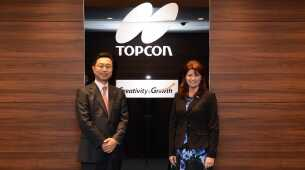 Topcon welcomes Wisconsin Lt. Governor at Tokyo headquarters