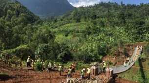 """""""Brücken zum Wohlstand"""" - Topcon unterstützt globale Hilfsinitiative"""