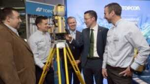 TOPCON LAUNCHES NEW GTL-1000 AT DIGITAL CONSTRUCTION SUMMIT