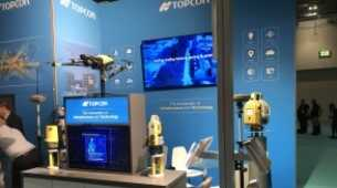Topcon's Top Takes from Digital Construction Week 2018