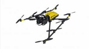 Topcon announces added value for the Intel Falcon 8+ Drone – Topcon Edition