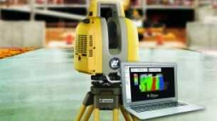 Topcon announces concrete application floor flatness workflows