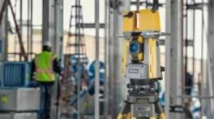 Neue Scan-Robotik-Totalstation-Lösung für den Hochbau