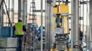 Topcon presenta una nuova soluzione robotica di scansione per il vertical construction
