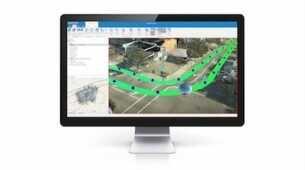 Topcon annuncia un software per l'elaborazione integrata dei mass data