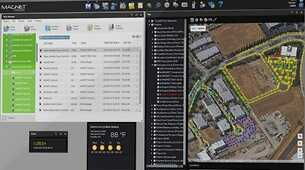Topcon e Bentley Systems annunciano l'integrazione tra MAGNET 4.0 e ProjectWise