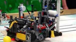 Onderwijs en Techniek: First LEGO League.