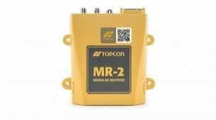 Il ricevitore GNSS modulare Topcon si integra con una vasta gamma di applicazioni