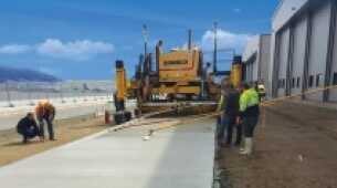 Topcon announces concrete paving 'Roadshow' in Montana