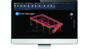 New Topcon solution for North America streamlines point creation between Autodesk platforms and robotic total stations