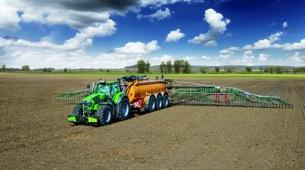 NIRS-System sorgt für volle Kontrolle beim Nährstoffmanagement