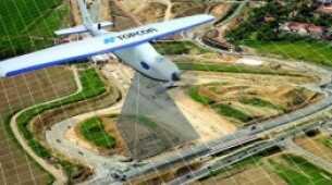 Topcon stellt neue Funktionen für unbemannte Luftfahrzeugsysteme vor