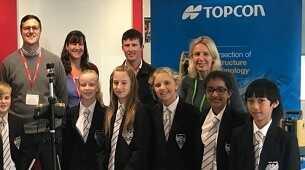 Topcon team heads to SURVEY Fest 2019