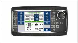 Topcon Agriculture adds ISOBUS communication to Opus A6 and A8 consoles