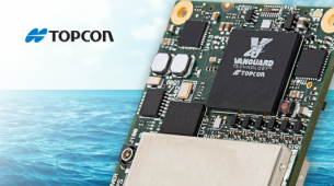 Topcon signs agreement with DDK Positioning to provide GNSS hardware for maritime market