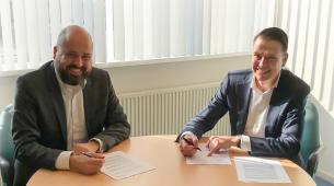 Topcon et Boels Pays-Bas unissent leurs forces en vue de fournir des options de productivité pour les équipements de location