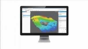 Topcon announces new features added to web-based service for mass data processing software