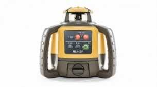 Topcon introduces new laser series designed for distance and accuracy in construction projects