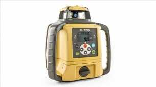 Topcon announces rotating laser for single slope applications