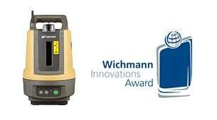 And the winner is ...? Topcon LN-100 Layout Navigator für den Wichmann Innovations Award 2014 nominiert