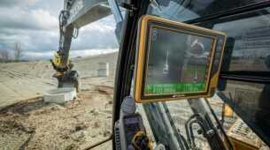 New functionality and options in Topcon machine control provide contractors with full portfolio for all earthmoving projects