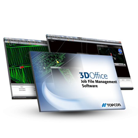 3d office topcon positioning systems inc for 3d office design software