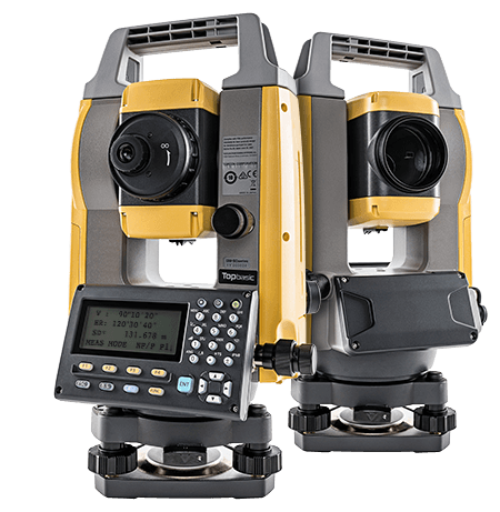 Jual Total Station Topcon GM 55 Reflectorless 500m