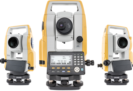 Total Station ES Series 4S Store Surveying Amp Testing