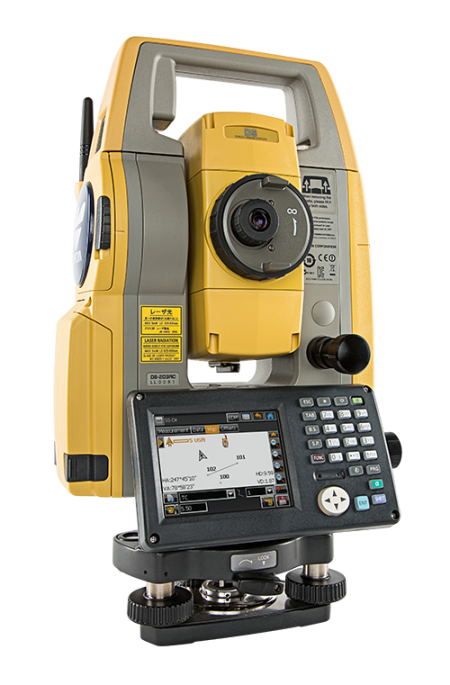 Total Station Ds Series 4s Store Surveying Amp Testing