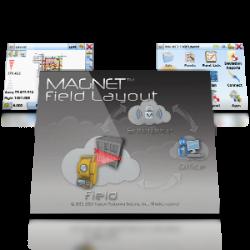 MAGNET Field Layout
